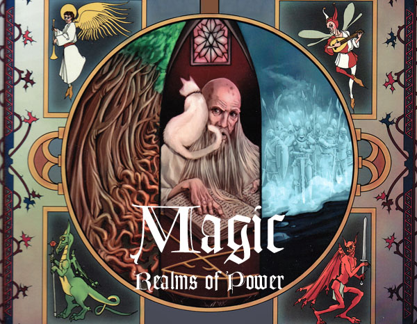 Realms of Power: Magic